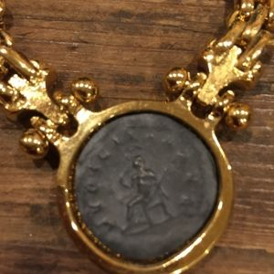 Unknown Jewelry - BEAULIFUL COIN NECKLESS